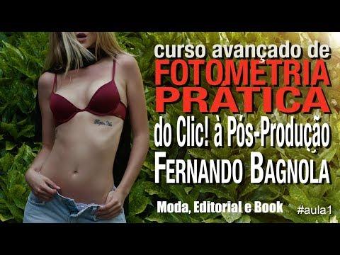 FOTOGRAFIA DE MODA E FOTOMETRIA PRATICA  | PONDERADA COM PRIORIDADE CENTRAL