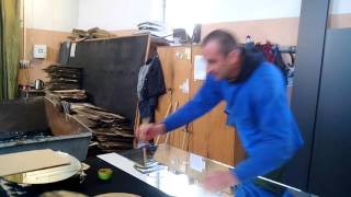 видео Резка зеркала на заказ