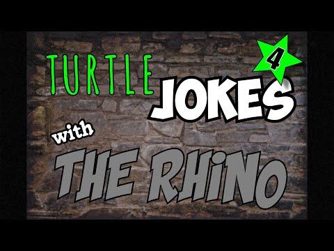 Turtle Jokes With The Rhino - The 4th Joke