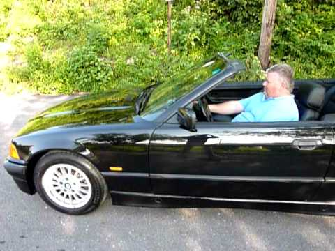 1997 BMW 3 Series 2 Dr 318i Convertible 173k auto  YouTube