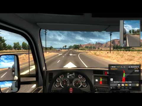 Let's Play American Truck simulator Collector's edition #001  Vorstellung