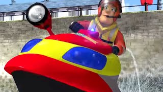 Fireman Sam US New Episodes HD | Jet Ski Fire Rescue - Season 10 Full Episodes 🚒🔥Kids Movies