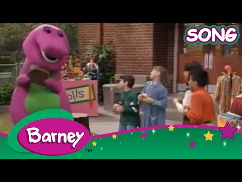 Barney - Pumpernickel Bread (SONG)