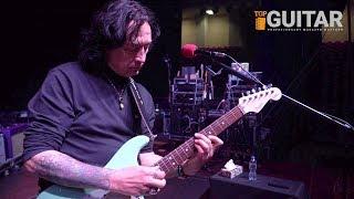 Na czym gra Jan Borysewicz (LADY PANK), czyli gitarowy sprzęt koncertowy (PL)