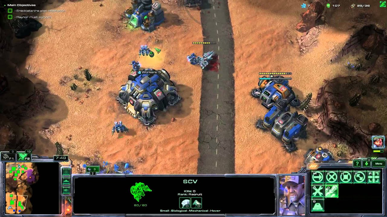 StarCraft And Brood War Campaigns Now Playable In StarCraft