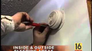 Smoke Alarm Fire Safety PSA 2008 - WNEP TV 16