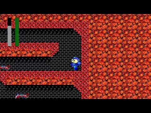 Mega Man Completed No Miss IBM PC