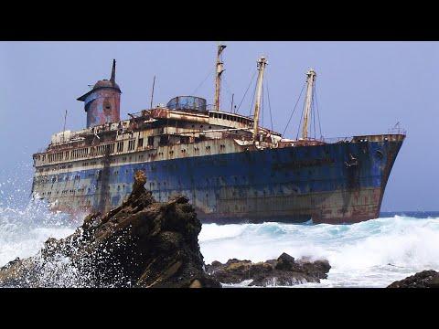 10 Историй о кораблях, которые наука до сих пор не может объяснить
