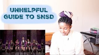 Unhelpful guide to SNSD [SNSD REACTION] - Stafaband