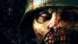 COD WW2: SCARIEST ZOMBIE MODE EVER MADE! (Call of Duty WWII Zombies Gameplay)