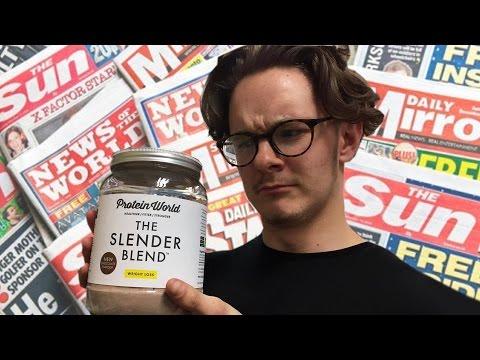 PROTEIN WORLD | SLENDER BLEND: SCANDAL?