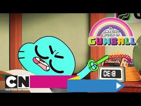 Удивительный мир Гамбола | Подражатели + Катавасия  (серия целиком) | Cartoon Network