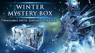 Path of Exile - Winter Mystery Box