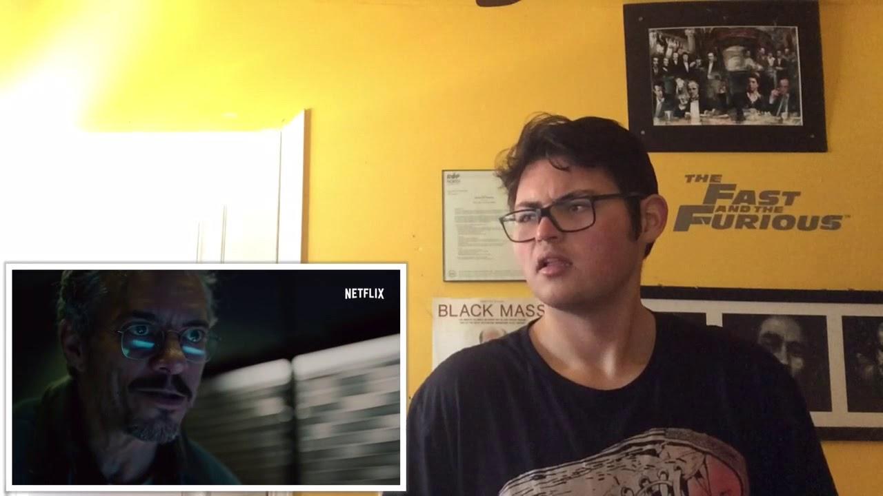The Mechanism trailer reaction