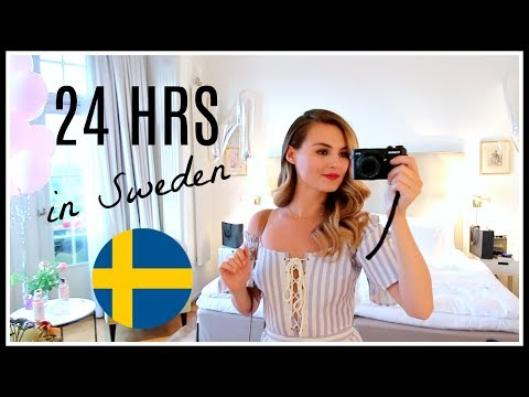 24 Hours In Sweden | Niomi Smart VLOG