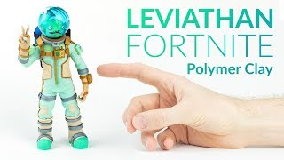 Leviathan (Fortnite Battle Royale) - Polymer Clay Tutorial