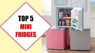 Top 5 Best Mini Fridges 2018 | Best Mini Fridge Review By Jumpy Express
