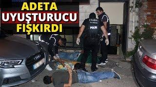 Beyoğlu nda Nefes Kesen Narkotik Operasyonu 4 Gözaltı