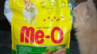 Best Cat food Me-O