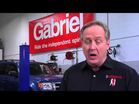 Gabriel Answerman - Top Ten Signs of Worn Shocks and Struts