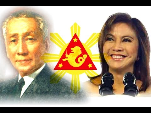 Vice Presidents of the Philippines since 1935 | From Osmeña to Robredo