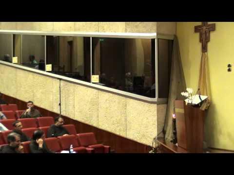 Aula kapitulna - kolegium Kapucynów w Rzymie