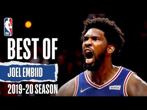 Best Of Joel Embiid   2019-20 NBA Season