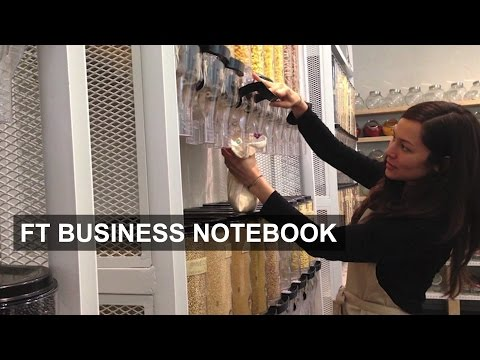 Food shopping without plastic waste | FT Business Notebook