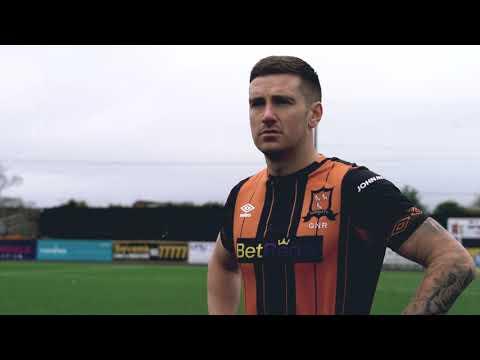 Dundalk FC   2021 Away Kit Launch