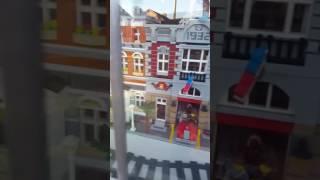 Our Lego Xmas display