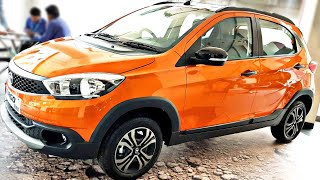2018 Tata Tiago NRG (Energy) | Cross Hatch | What