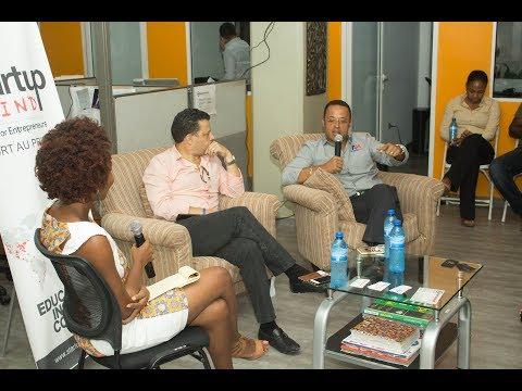 Startup Grind PAP 3rd Edition - Patrice & Allen Bayard(Access Haiti S.A)
