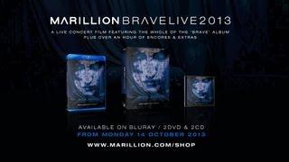 Marillion Brave Live 2013 Trailer