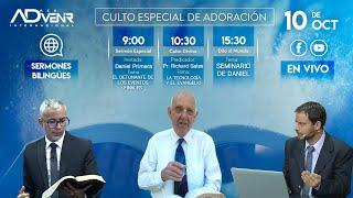 Sábado especial 10 de Octubre 2020 - Daniel Primera y Pr. Richard Gates