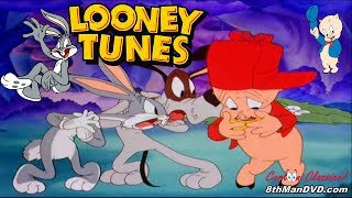 LOONEY TUNES (Looney Toons): BUGS BUNNY - A Corny Concerto (1943) (Remastered) (HD 1080p)