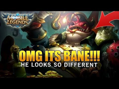 Mobile Legends: BANE Hero Build And Game Play 2019
