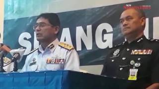 Gambar cover Navy, marine police, MMEA begin integrated operation against sea crime