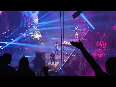 Five Finger Death Punch Lift Me Up / Never Enough Moline, IL 5-18-2018