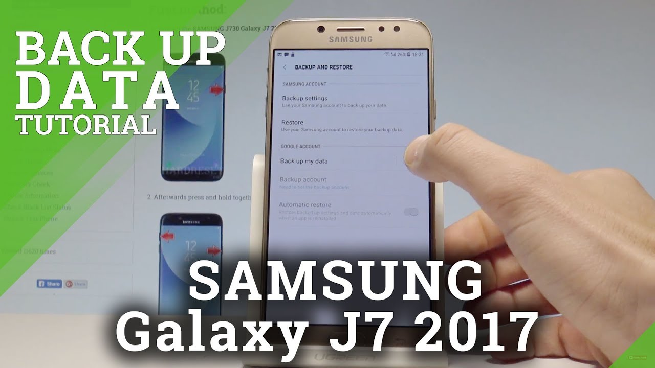 Samsung Galaxy J7 Max Backup Videos - Waoweo