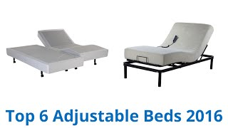 6 Best Adjustable Beds 2016