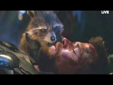 AVENGERS INFINITY WAR NEW SNEAK PEEK HD | Thor meets Guardians | Marvel Superhero Movie 2018