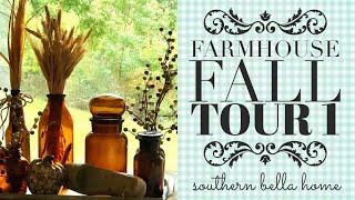 Fall Farmhouse Tour
