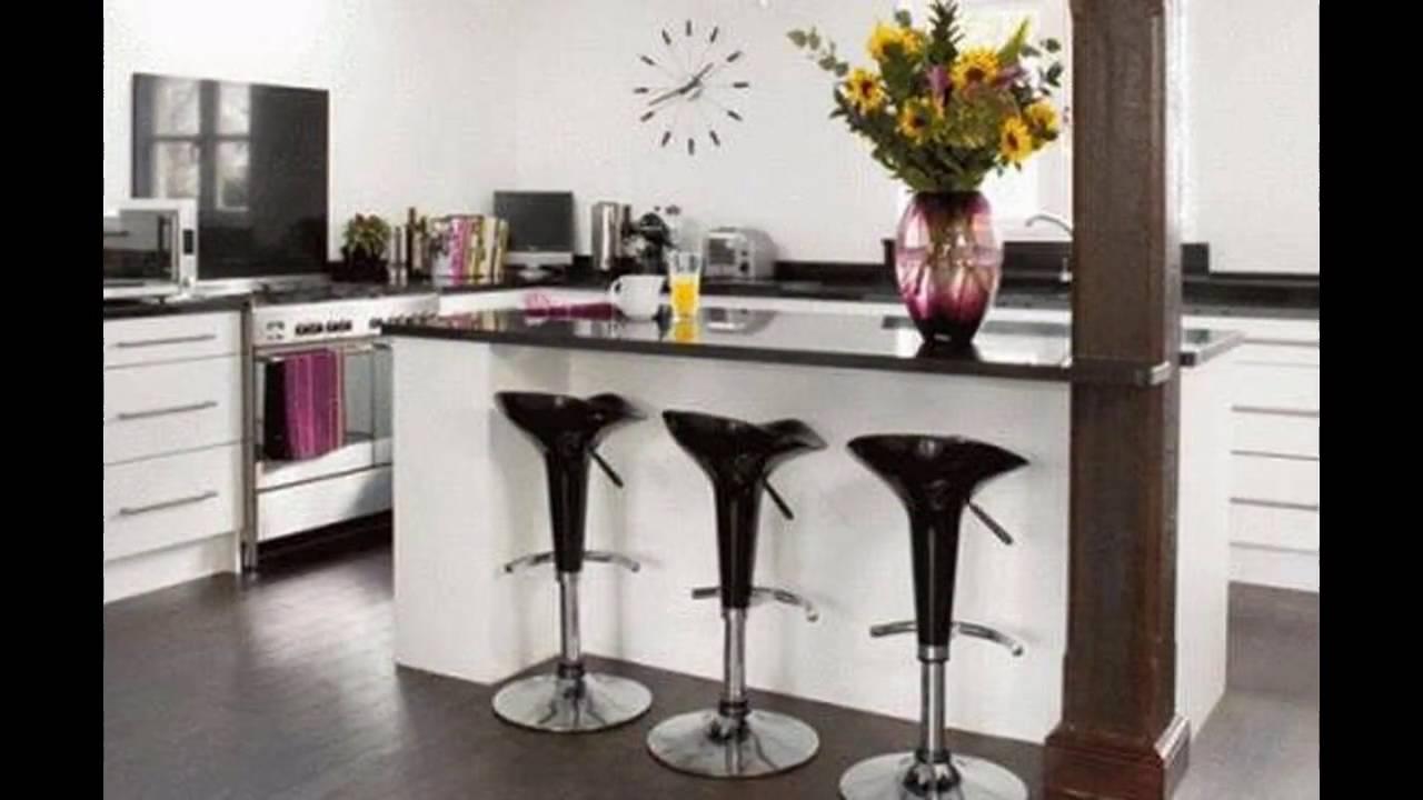 Los mejores 30 desayunador de cocina youtube for Cocinas modernas pequenas para apartamentos con desayunador