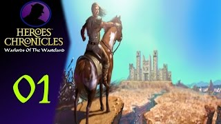 Let's Play Heroes Chronicles Warlords Of The Wastelands - Ep. 1 - Tarnum's Tale!