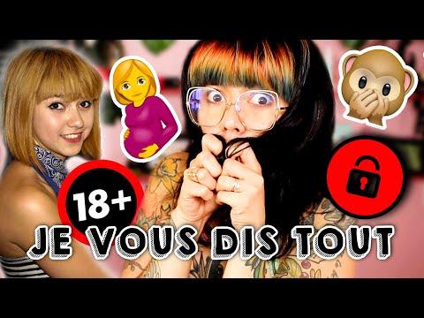 [FAQ] VOS QUESTIONS INDISCRÈTES ( moi en blonde, oui oui)Kaynak: YouTube · Süre: 23 dakika35 saniye