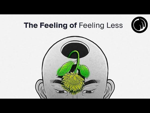 The Feeling of Feeling Less