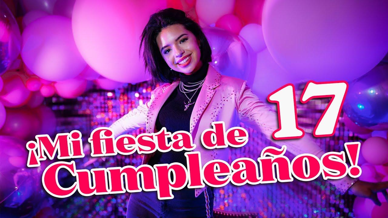 Ángela Aguilar - Mi Vlog #79 ¡Mi fiesta de cumpleaños!
