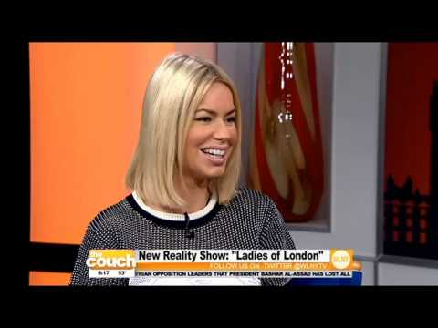 Caroline Stanbury Talks New Series On Bravo