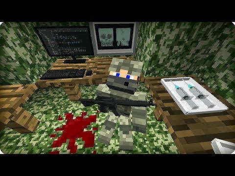 Это был настоящий Ад! [ЧАСТЬ 7] Зомби апокалипсис в майнкрафт! - (Minecraft - Сериал)