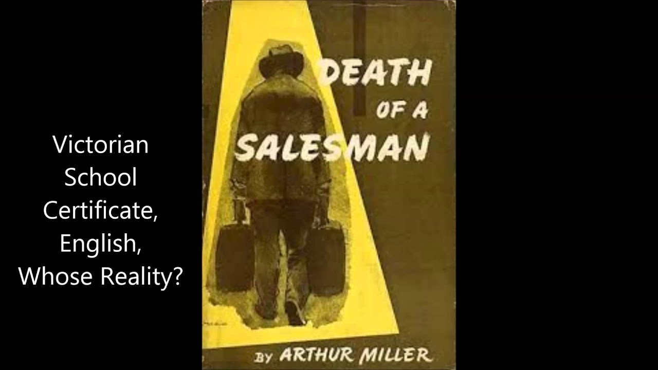 thesis of death of a salesman